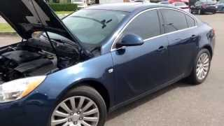 2011 Buick Regal CXL | Boyer Pickering Certified Pre-Owned | 140705A