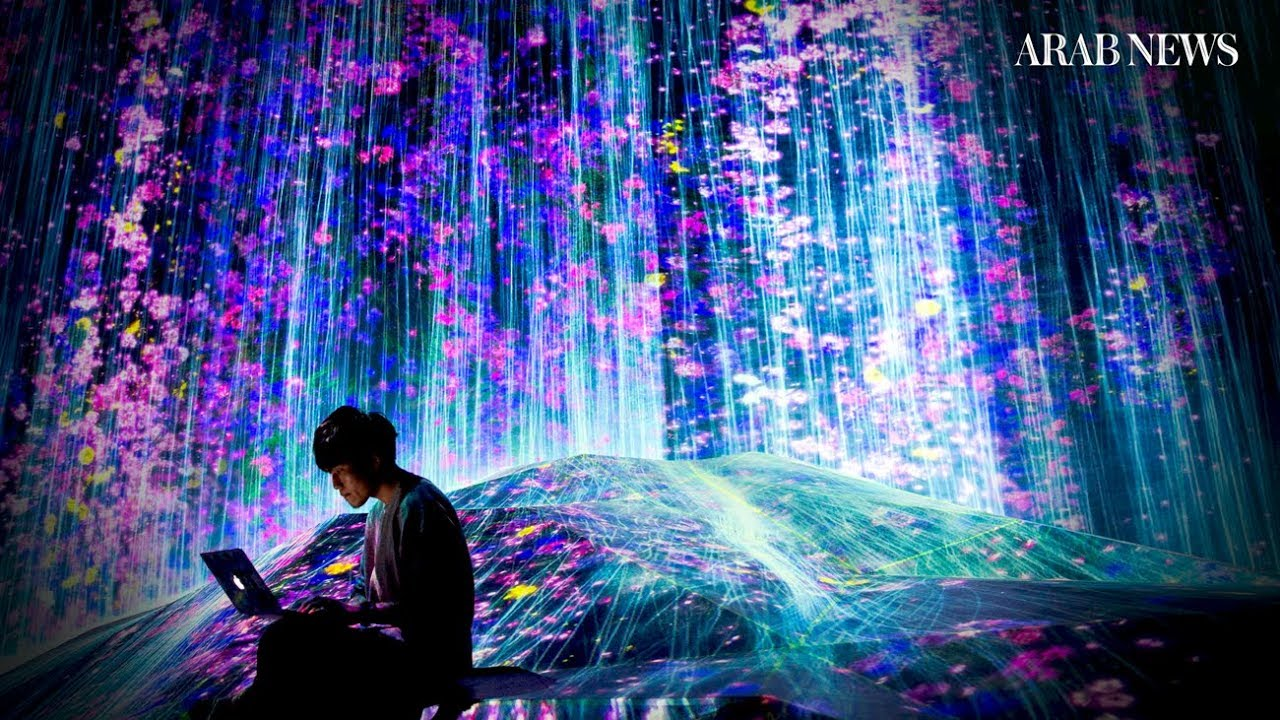 Tokyo Digital Art Museum Looks To Expand The Beautiful