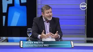Javier Pretto - Diputado nacional