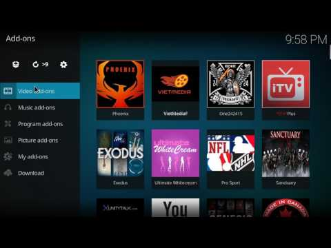 Kodi - Krypton 17.1 How to install Specto Addon - Movies and TV shows - Top 5 addon