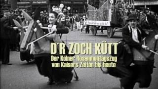 Rosenmontagszug Köln 1913 bis heute im Film. Historische Konferenzschaltung