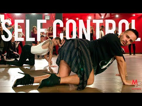 "YANIS MARSHALL HEELS CHOREOGRAPHY ""SELF CONTROL"" LAURA BRANIGAN. MILLENNIUM DANCE COMPLEX LA"