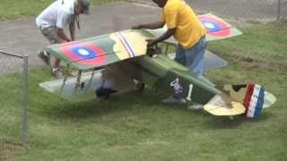 Bomberfield 6113 WW-1 SPAD Flight