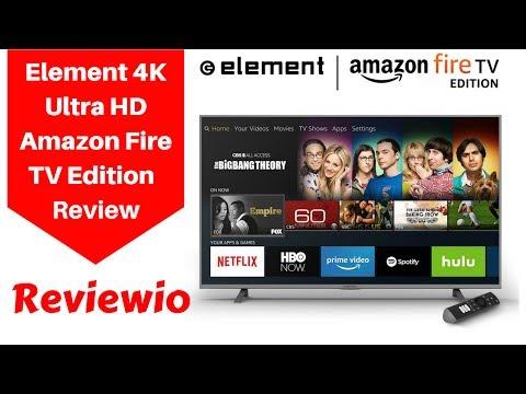 Element 4K Ultra HD Smart LED TV Amazon Fire TV Edition