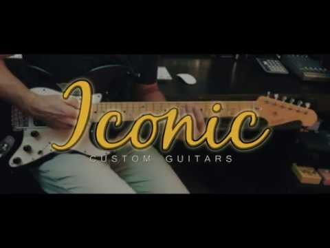 Iconic Guitars 57HR  - Demo By Till Paris