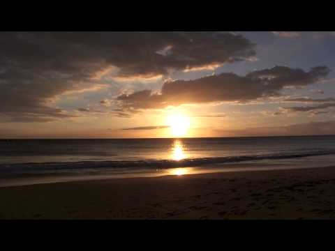 "ThruJimsEyes - ""Hawaii Sunset:  Watching the Sunset at Hapuna Beach State Park"""