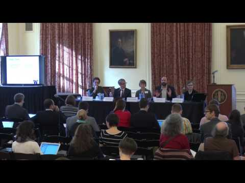 PANEL 1 | The Implications of Open Data