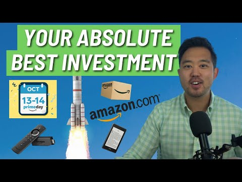Why Amazon is the absolute best investment you can make.