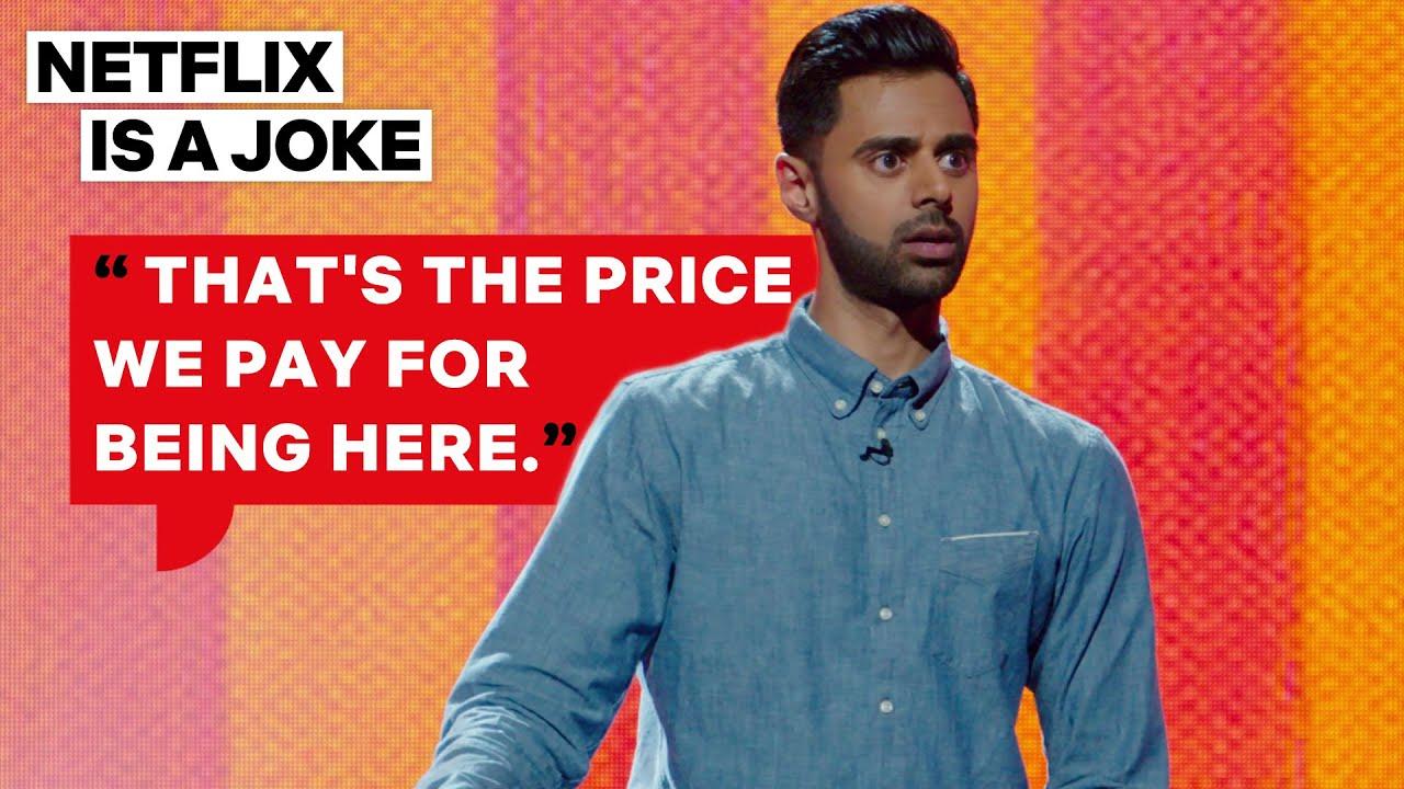 Hasan Minhaj Fought His Dad Over Death Threats | Netflix Is A Joke