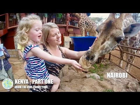 Kenya - Part 1 (From The Vine Travel Time)