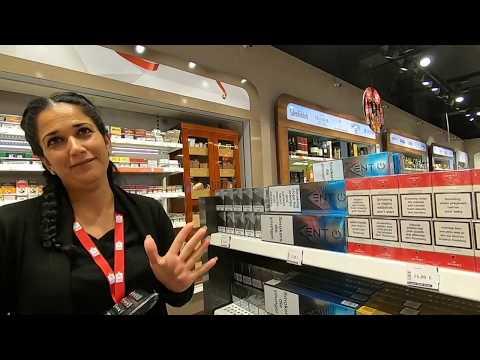 KIBRIS - DUTY FREE Alkol-Sigara Fiyatları - Ercan Havalimanı Duty Free Shop