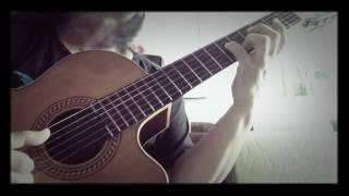 Bài tập #Guitar hợp âm rỗng (Cao Minh Đức)