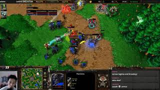 Fast (Orc) vs Lawliet (NE) - Highly Recommended - WarCraft 3 - 2359