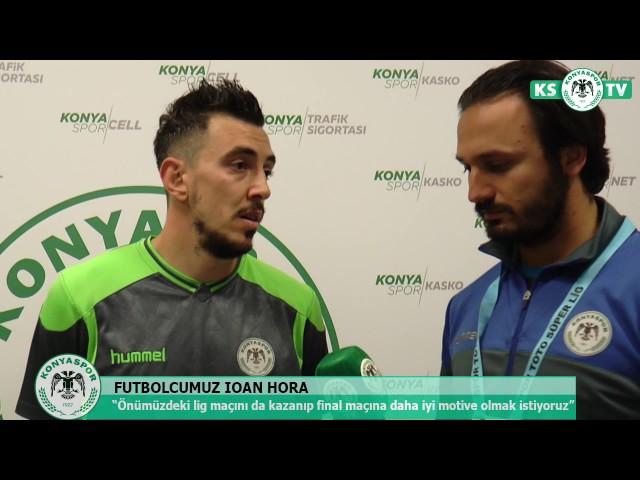 3-0'lık Karabükspor galibiyeti sonrası oyuncularımızın açıklamaları