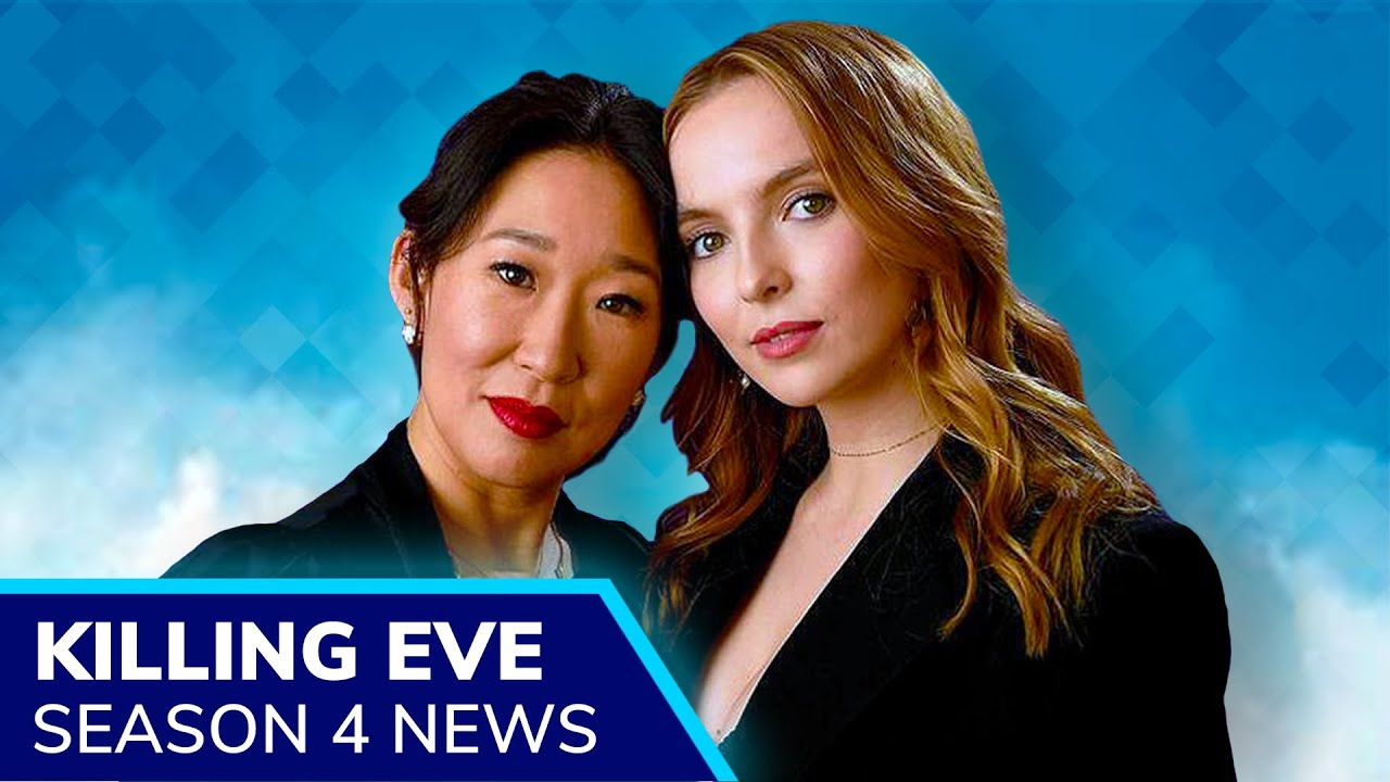Download KILLING EVE Season 4 RENEWED for Spring 2021: Sandra Oh & Jodie Comer will return