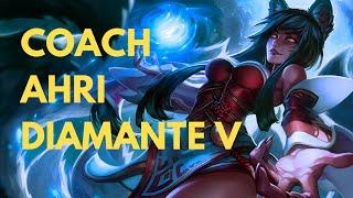 Coach Ahri Diamante V