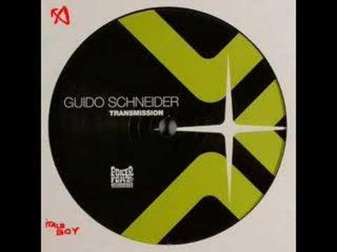 Guido Schneider - Transmission [ Poker Flat ]