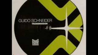 Guido Schneider - Transmission [ Poker Flat ]