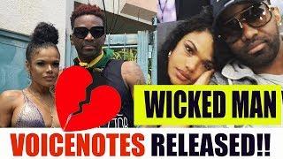 WICKED Man! Konshens WIFE LEF Him, Latoya SPEAKS OUT On IG