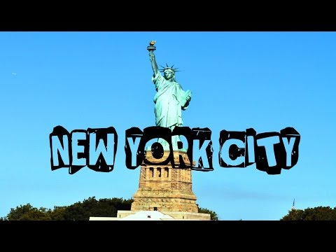 Top 10 things to do in New York city, USA. Visit New York