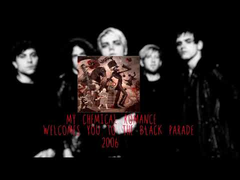 my chemical romance the black parade album mp3 download