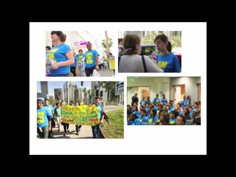 Education Equity and the Arts - MOCA 6.25.14