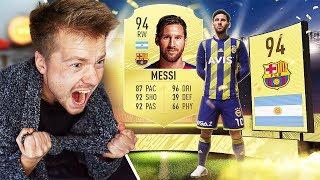 TRAFIŁEM MESSIEGO w paczce za SBC!!!  FIFA 20