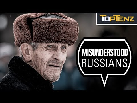 10 Ways Russians are Misunderstood Around the World