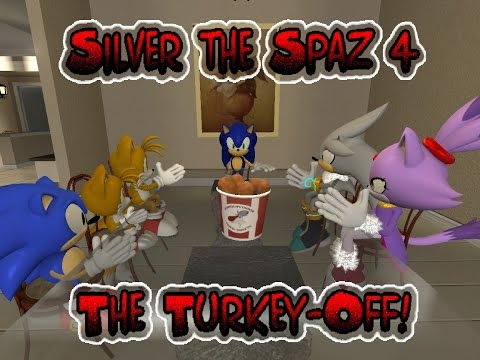 Silver the Spaz 4  The Turkey Off!- READ...