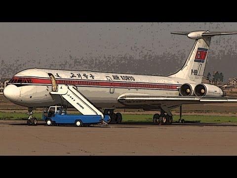 AIR KORYO mini series : IL-62