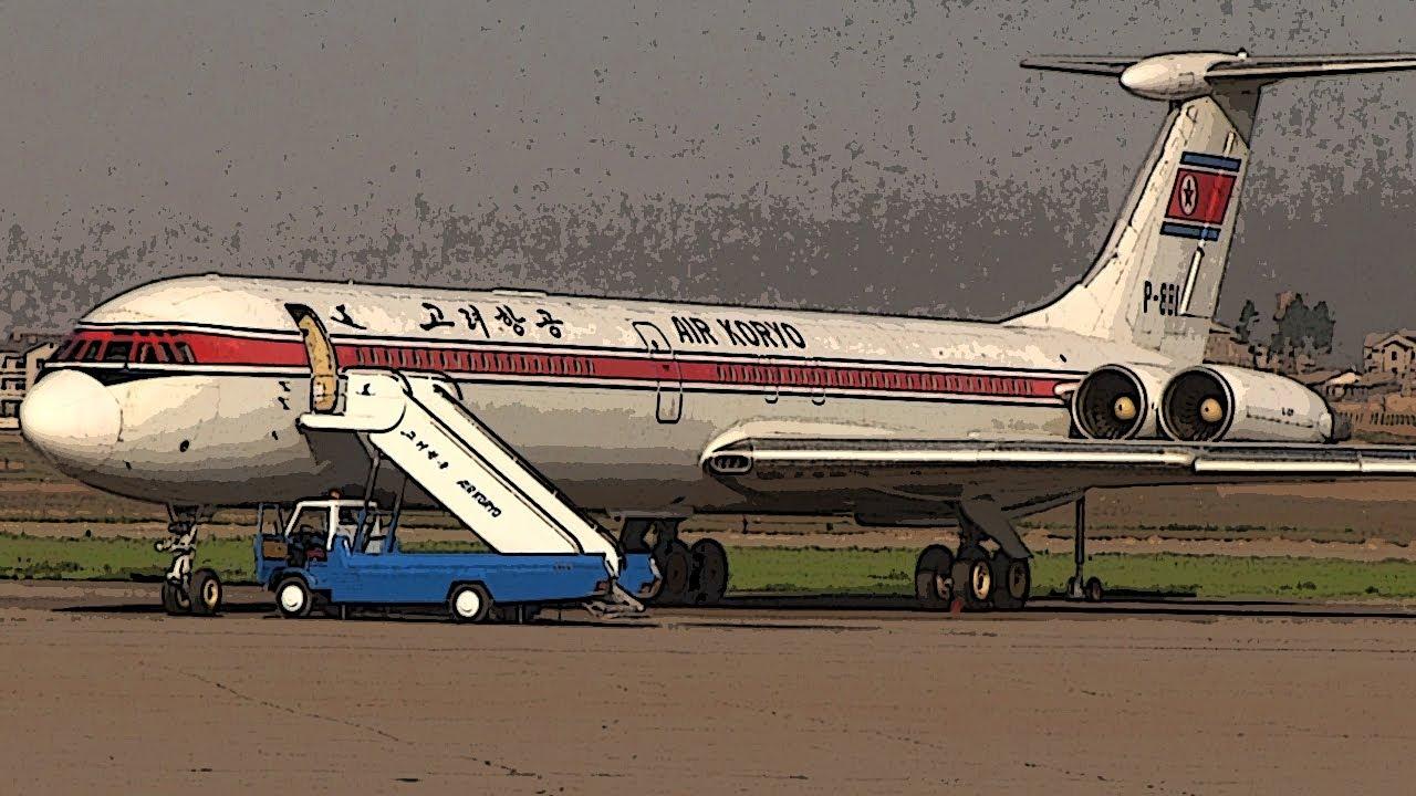 Air Travel In North Korea