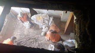 В Верхней Салде в квартире дома обрушился потолок