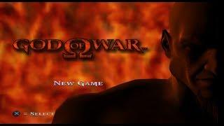 GOD OF WAR 1   GAMEPLAY   ESPARTANO (2/3)   HD 1080p