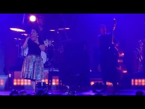 Caro Emerald - Dream a Little Dream Live at Plymouth Pavilions 14th October 2014