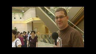 Elton im Spielerhotel in Japan - TV total