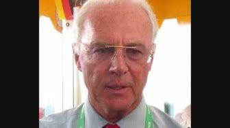 Franz Beckenbauer Sicherlich :D