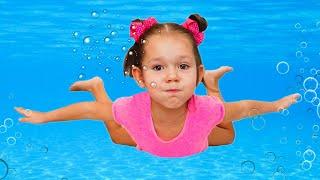 Swimming Song | 동요와 아이 노래 | 어린이 교육 | Hey Dana
