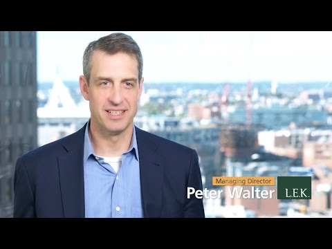 Introduction to the Agribusiness Consulting Practice with L.E.K.'s Peter Walter
