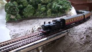 Folding Model Railway Part 16 By Shed Engineering.
