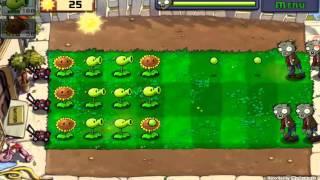 Como tudo começo planta vs zombim