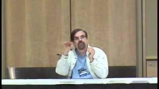 Ron Amitron describing the Creation Lightship Healing Session