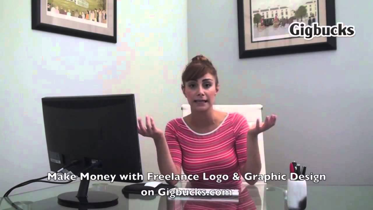 Make money with freelance logo & graphic design micro jobs! - YouTube