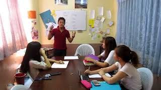 필리핀어학연수 세부 베스트셀라어학원 ESL 1 4 수업…