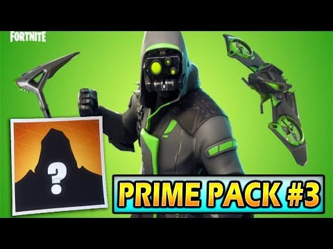 Fortnite: TWITCH PRIME PACK #3 *EVERYTHING YOU NEED TO KNOW*