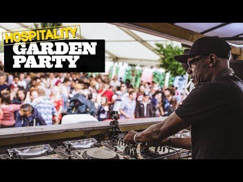 Kenny Ken @ Hospitality Garden Party