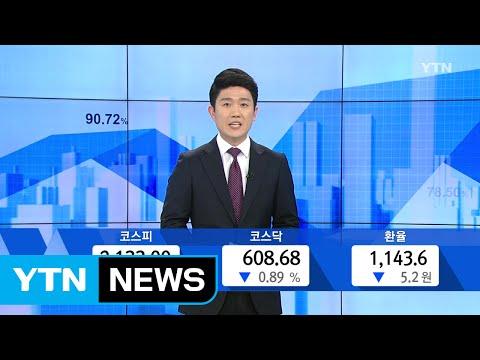 [쏙쏙] 03.15 마감시황 / YTN (Yes! Top News)