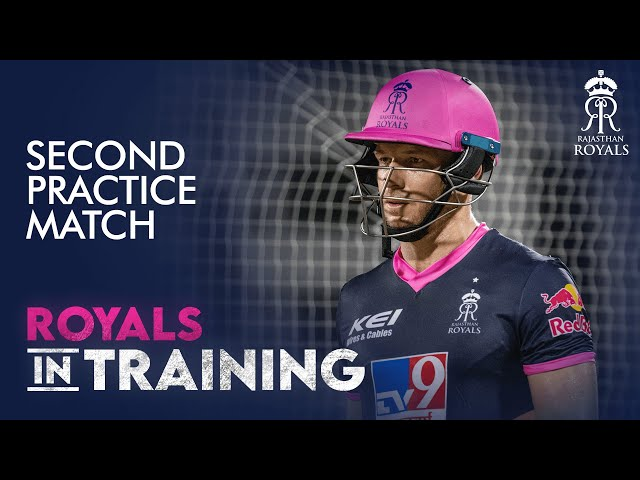 HIGHLIGHTS | ROYALS' SECOND PRACTICE MATCH 🎥