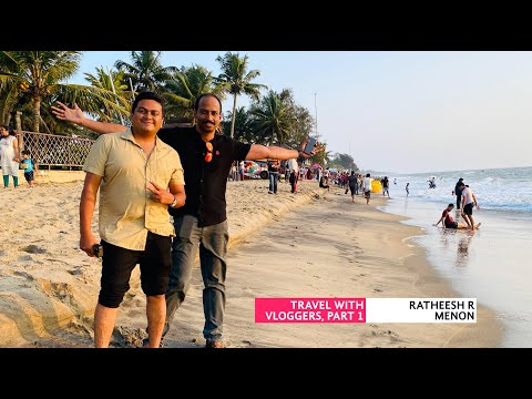 Travel with a Vlogger - Ratheesh R Menon @ Paravur & Cherai