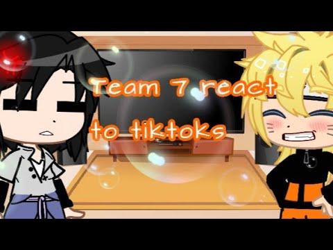 Download Team 7 Reacts to Tiktoks (¿Sasunaru?)   Without Kakashi
