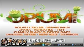 Video Opium Riddim Mix ft Bounty Killer, Beenie Man, Dexta Daps, Charly Black Dancehall 2015 download MP3, 3GP, MP4, WEBM, AVI, FLV Juli 2018
